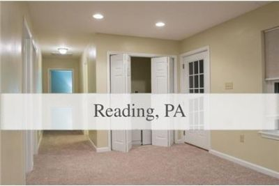 Redesigned, redecorated, renovated home waiting for you in Wyomissing. Single Car Garage!