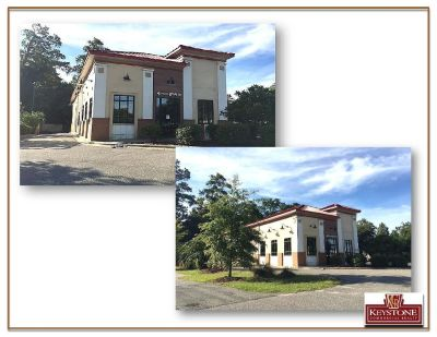 Former KFC Restaurant-Building For Sale or Lease-Pawleys Island