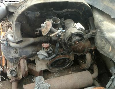 Bug Fuel Injection engine core