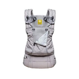 LILLEbaby SIX-Position, 360 Ergonomic Baby & Child Carrier by LILLEbaby The COMPLETE All Seasons (Stone)