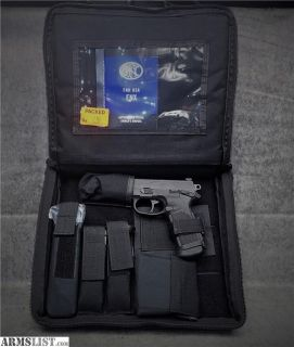For Sale: FNH FNX-45 Tactical 3-MAGs