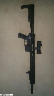 For Sale: Troy AR 15
