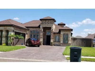 4 Bed 2 Bath Foreclosure Property in Mission, TX 78574 - E 28th St