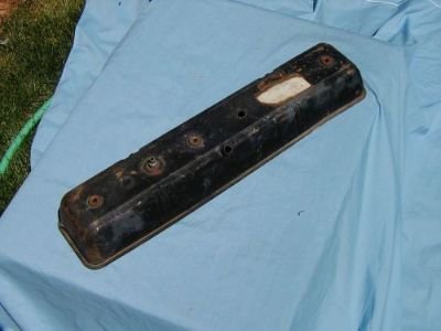 Find FJ40 FJ45 Toyota Land Cruiser 1F Valve Cover Used motorcycle in Aurora, Colorado, United States, for US $49.95