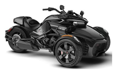 2019 Can-Am Spyder F3 3 Wheel Motorcycle Zulu, IN