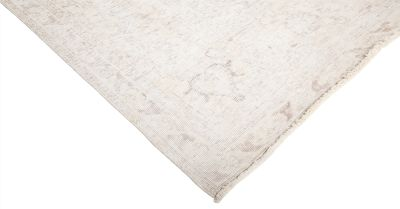 """Vintage, Hand Knotted Area Rug - 9' 3"""" x 12' 5"""""""