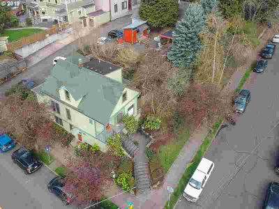 4303/4317 N Albina Ave Portland, Hard-to-Find CM2 zoned