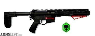 For Sale: AAT BILLET AR-9mm destroyer