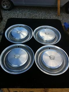 """Buy 1974 1975 1976 Cadillac DeVille 15"""" Stainless Hubcap Wheel Cover Very Nice motorcycle in Garland, Texas, US, for US $69.00"""