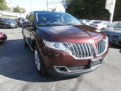 Used 2012 Lincoln MKX AWD 4dr, 99,445 miles