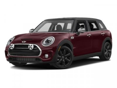 2017 MINI Clubman Cooper S (Blue)
