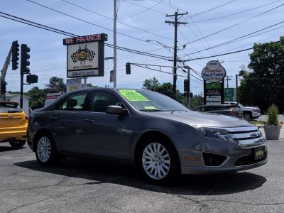2011 Ford Fusion Hybrid Base (Sterling Gray Metallic)