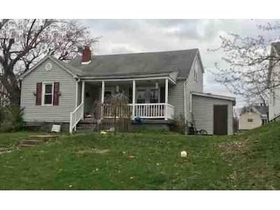 5 Bed 1 Bath Foreclosure Property in Tell City, IN 47586 - 15th St