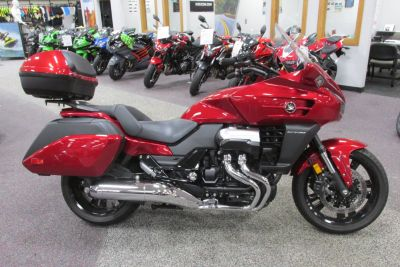 2014 Honda CTX13OO DELUXE Touring Motorcycles Springfield, OH