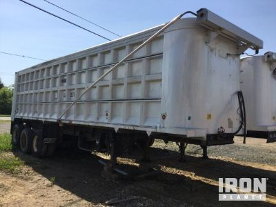 1995 (unverified) Tri/A End Dump Trailer