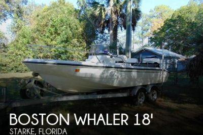 1999 Boston Whaler Dauntless 18
