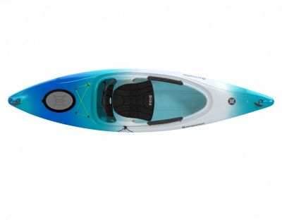 2017 Perception Kayak Prodigy 10 Kayaks Non-Powered Boats Coloma, MI
