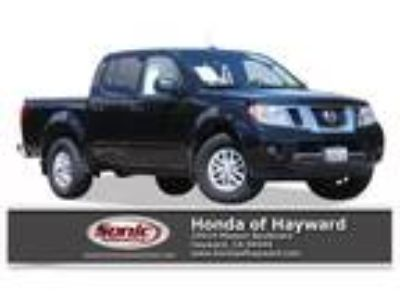 Used 2018 Nissan Frontier Magnetic Black, 25.5K miles