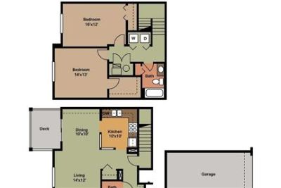Paul - Cedar Villas offer 2 and 3 bedroom townhomes for rent in Eagan.