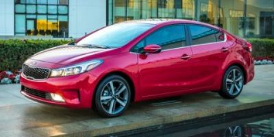 2018 Kia Forte EX (Currant Red)