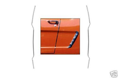 Find 1965-1966 FORD MUSTANG DOOR EDGE GUARDS PAIR motorcycle in Lawrenceville, Georgia, US, for US $23.95