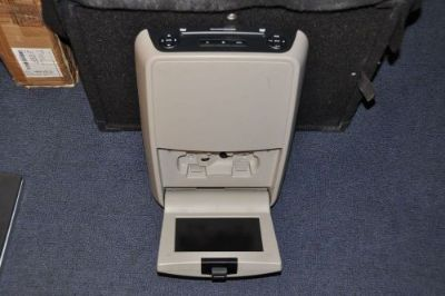 Purchase OEM Durango 2004-05 Dodge Chrysler Overhead DVD Player & Monitor Display motorcycle in White, Georgia, United States, for US $100.00