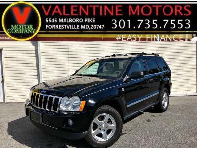2006 Jeep Grand Cherokee Limited (Black)