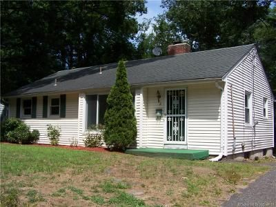 3 Bed 1.5 Bath Foreclosure Property in Bloomfield, CT 06002 - Joyce St