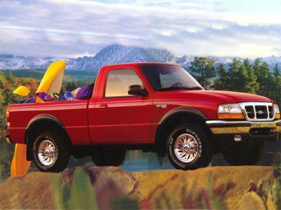 1998 Ford Ranger XLT ()