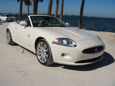 2008 Jaguar XK CONVERTIBLE WITH ONLY 38K MILES PRISTINE CONDITION