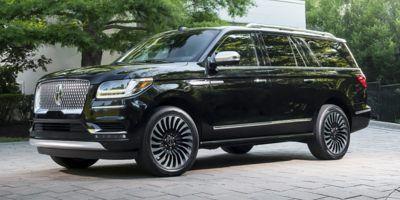 2018 Lincoln Navigator L 4x4 Black Label (Black Velvet)