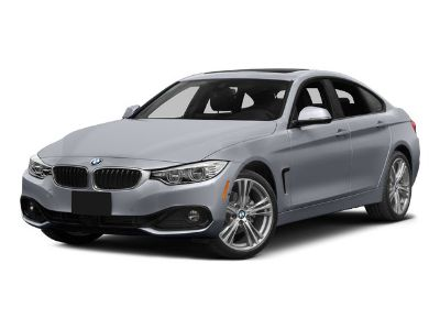 2015 BMW 4 Series 428i (Black Sapphire)