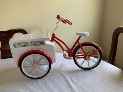 Our Generation Doll Bike