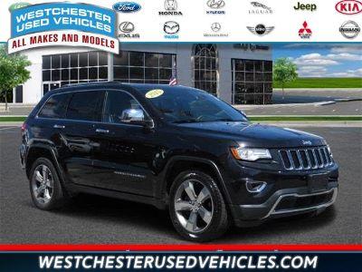2015 Jeep Grand Cherokee Limited (Brilliant Black Crystal Pearlcoat)