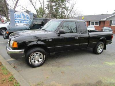 2003 Ford Ranger XLT Appearance (BLACK)