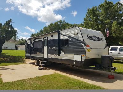 2015 Keystone Springdale Travel Trailer