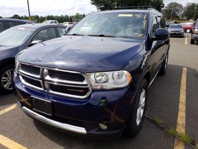 2012 Dodge Durango SXT (Blue)