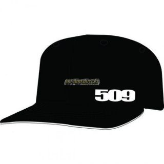 Sell 509 Chrome Emblem Hat -Black motorcycle in Sauk Centre, Minnesota, United States, for US $24.95