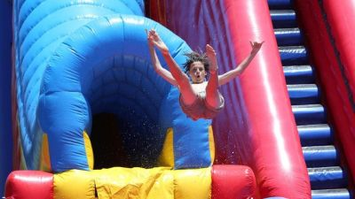 Party Rentals Sacramento-Book Your Favorite Bounce House Today!