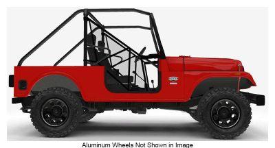 2018 Mahindra Automotive North America ROXOR Classic II SxS Utility Vehicles Bennington, VT