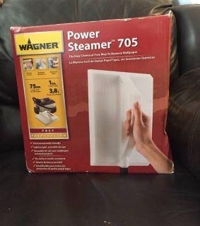 Wagner 705 Power Steamer wallpaper Remover 1500watt/120v 0282018 BRAND NEW
