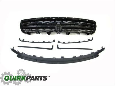 Find 2015-2016 Dodge Charger Production Style Cross Hair Front Grille Mopar OEM NEW motorcycle in Braintree, Massachusetts, United States, for US $192.87