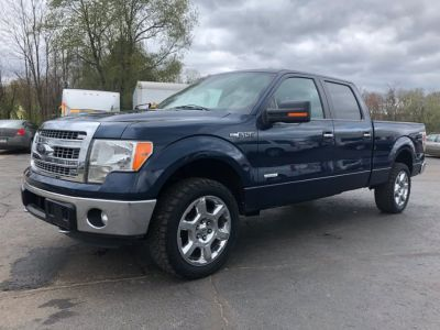 2013 Ford F-150 King Ranch (Blue)