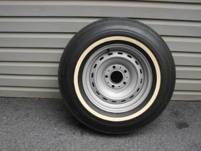Buy 73 -78 CHEVROLETC10 GMC C15 NOS 15 X 6.5 XT RALLY WHEEL UNIROYAL J78-15 TIRE motorcycle in East Earl, Pennsylvania, United States, for US $300.00