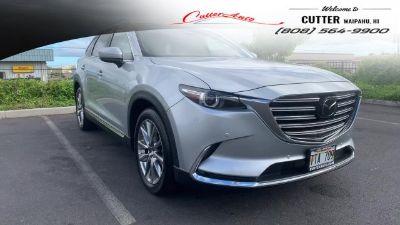 2018 Mazda CX-9 Signature (Sonic Silver Metallic)
