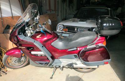 2002 Honda ST 1100