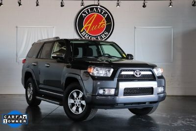 2013 Toyota 4Runner Limited (Gray)