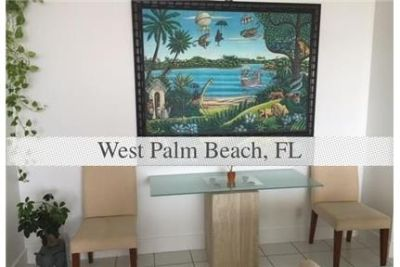 West Palm Beach, 1 bedroom, Condo - ready to move in.