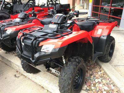 2016 Honda FourTrax Rancher 4X4 Automatic DCT IRS EPS Utility ATVs Saint Joseph, MO