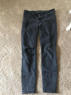 Articles of Society Black Jeans, Size: 28